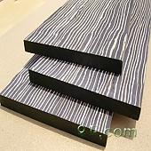 유니크 흑단 2500×120×12