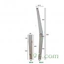 레드파인유절솔리드 의자재 2(앞)+2(뒷)
