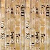 빈티지/스크랩우드 L-2 오크 1800×120×12