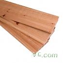 적삼목유절찬넬사이딩(Red cedar) (2400~3600)×140×17