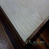 오크무늬목집성목[중판 고무나무] 2440×1220×18