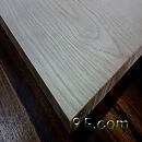 오크무늬목집성목[중판 고무나무] 2440×1220×24