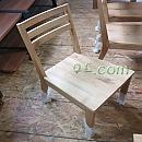 화이트오크원목가구[Oak]-원목의자 440×540×820