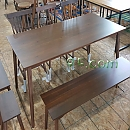 북미산월넛원목가구[Walnut]- 테이블 1800×900×750