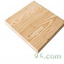 낙엽송엠보(반무절)합판 2440×1220×11.5