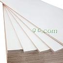 자작합판[양면노패치-UV코팅] (B/BB-Long grain) 2440×1220×15